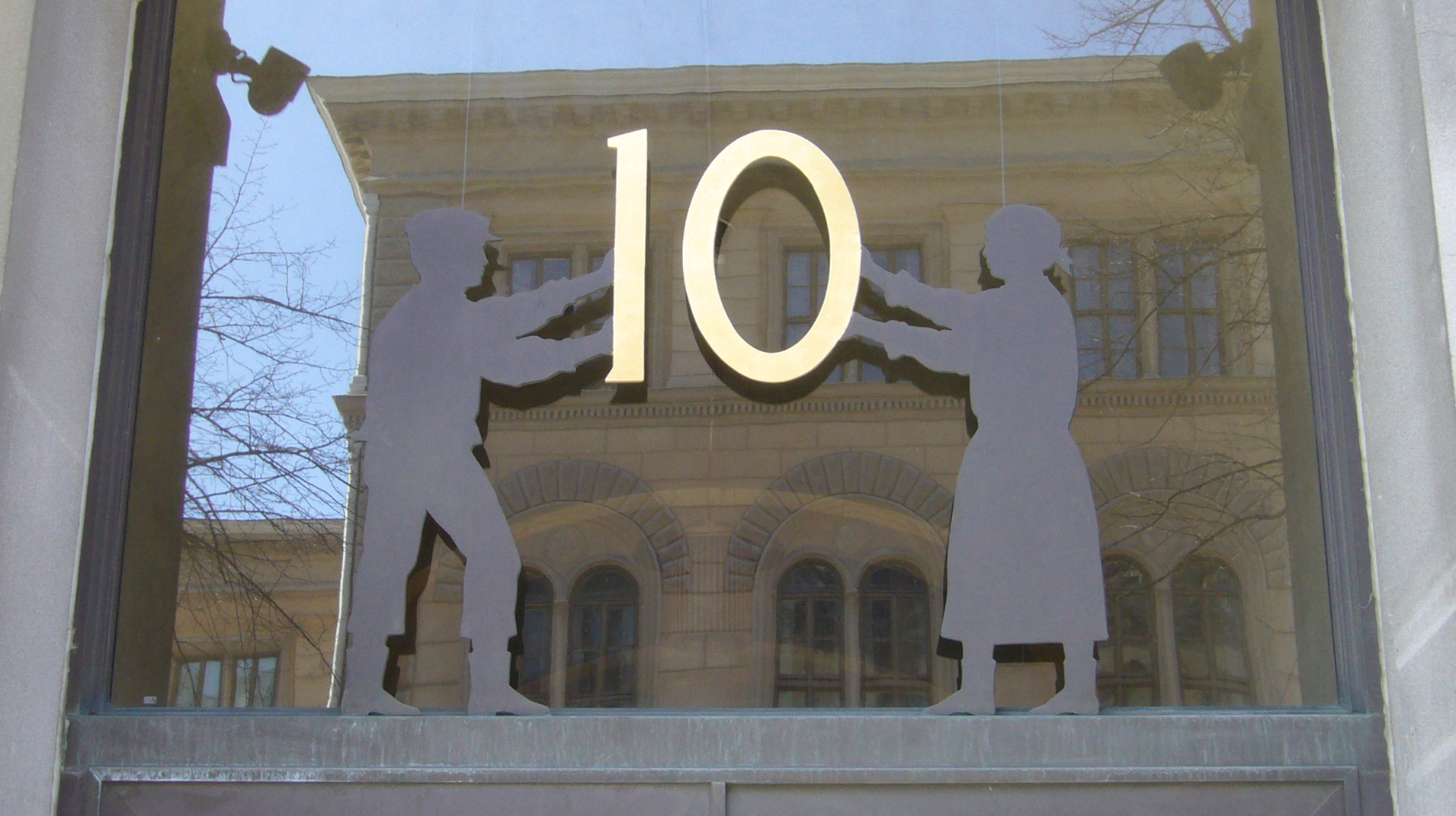 Number 10 by Philippe Lemoine