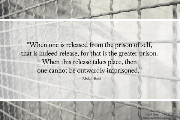 prison-of-self